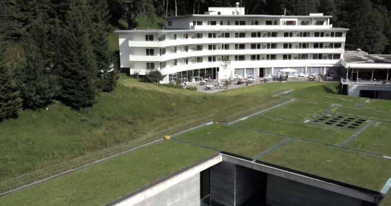 7132 hotel imperial style for Design hotel vals