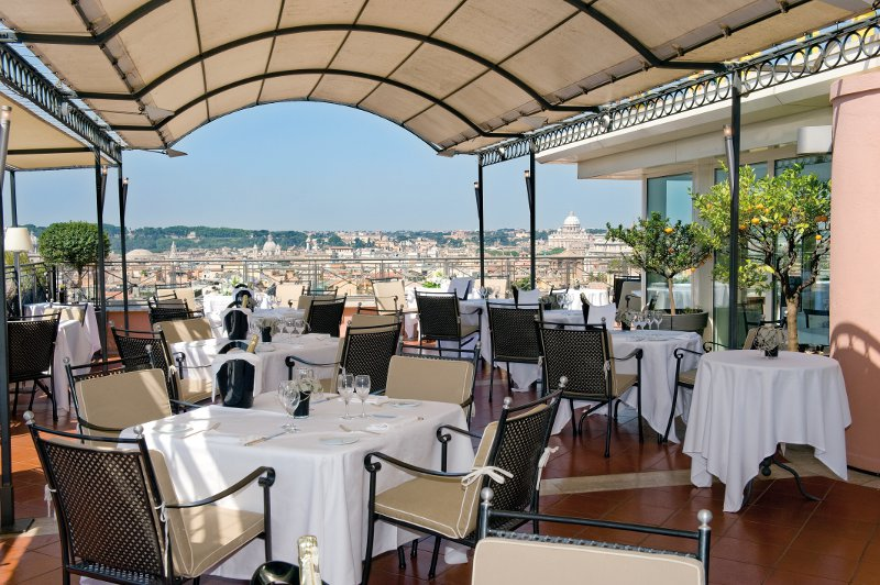Stunning Terrazza Barberini Ideas